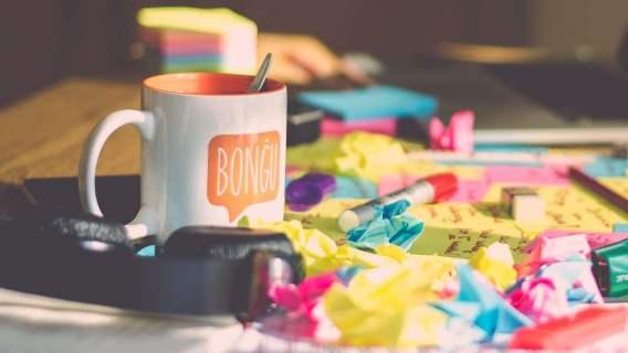Bałagan może w pozytywny sposób wpływać na kreatywność