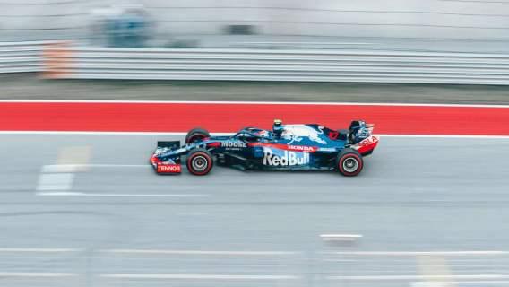 Nowe oblicze Formuły 1.