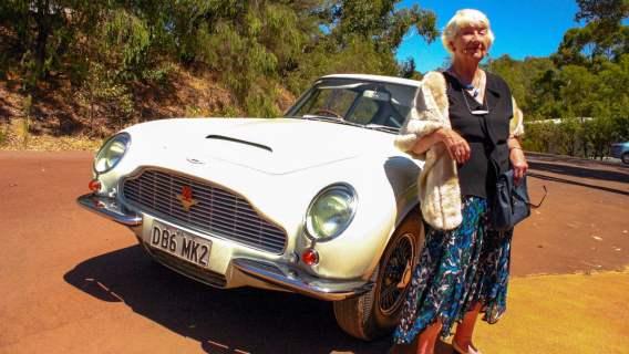 Kobieta ma dziś 104 lata i nie zamierza rezygnować ze swojej pasji
