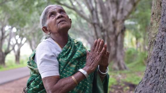 Niezwykła stulatka sadzi drzewa, pomaga ubogim, ratuje ludzi i planetę. Za wszystkim kryje się jednak smutna historia, która dodała jej sił