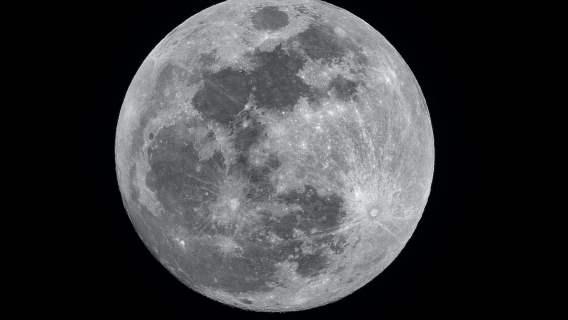 Powstała nowa mapa Księżyca