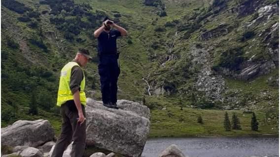 Akcja poszukiwawcza w górach zakończyła się sukcesem