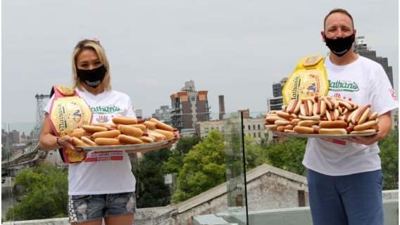 Hot dog to bohater jednego z ważniejszych nowojorskich konkursów