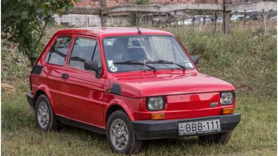 Mały Fiat świętuje dziś swoje polskie urodziny.