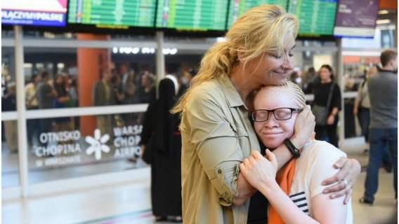 Martyna Wojciechowska pomogła swojej adoptowanej córce