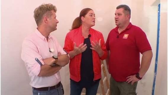 """Gospodyni programu """"Nasz nowy dom"""" obiecuje, że nie zostawi pokrzywdzonej rodziny w potrzebie"""