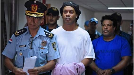 Piłkarz nie wychodzi z aresztu