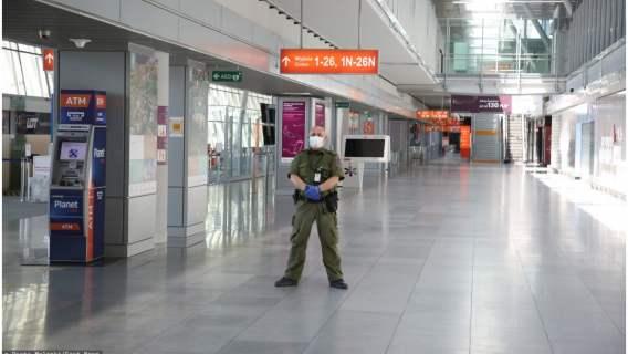 Lotnisko Chopina w Warszawie