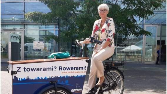 Joanna Zielińska, przewodnicząca Rady Miasta Gdyn