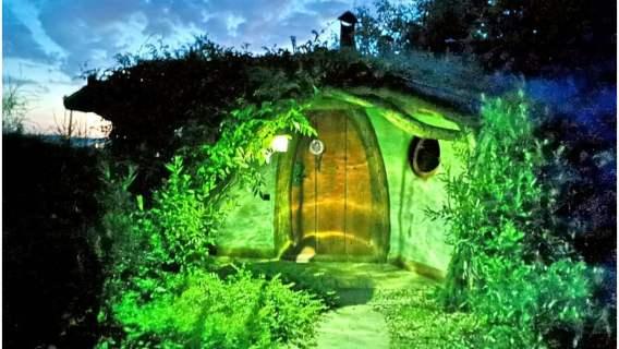 Hobbitówka to niezwykłe miejsce
