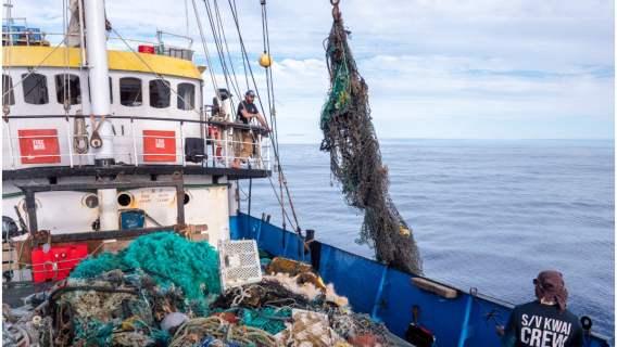 Sprzątanie oceanu