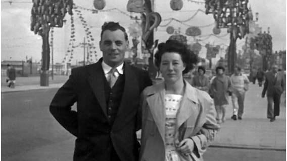 Dennis i Audrey Fleetwood