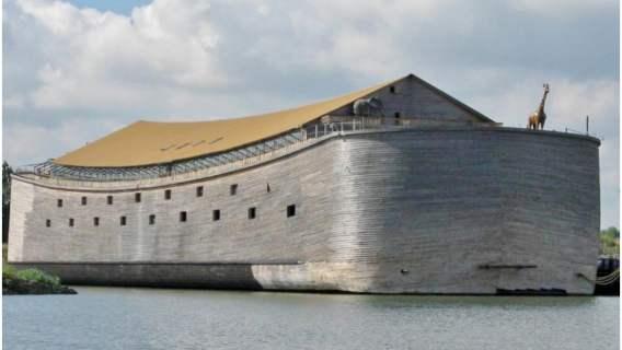 Arka Noego wybudowana przez Johna Huibersa