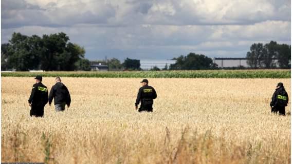 Policja poszukiwała seniora w rejonach przyległych do miasta