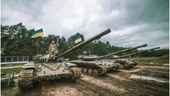 Ogłoszono zawieszenie broni na Ukrainie.
