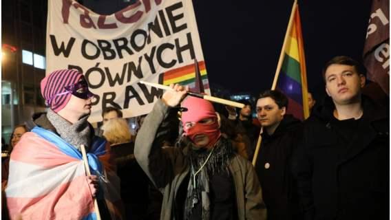 """Wyrok sądu unieważnił ustawę """"anty-LGBT"""""""