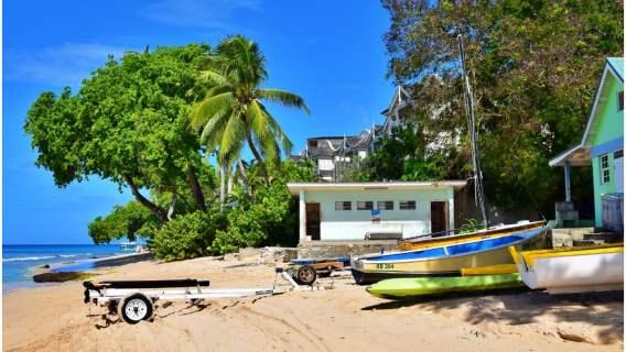 Rajska wyspa zaprasza turystów, ale też ludzi, którzy szukają komfortowych warunków do pracy
