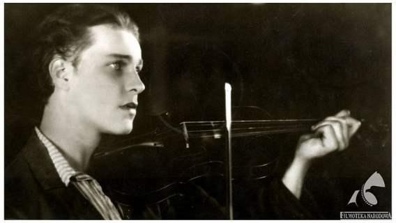 """Muzyka z filmu """"Janko Muzykant"""" została odnaleziona (na zdjęciu Witold Conti)"""
