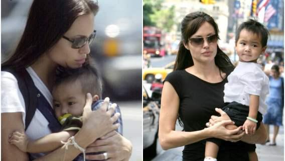 16 lat temu Angelina Jolie adoptowała chłopca z Kambodży. Jak wygląda dzisiaj?