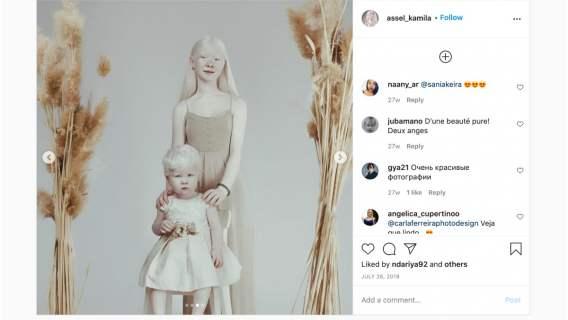 Siostry albinoski