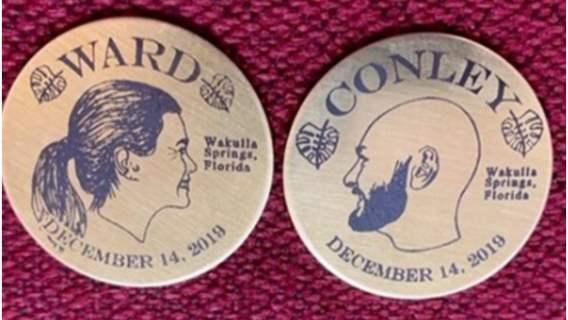 Ślub i decyzja monety o nazwisku pary młodej