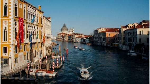 Wenecja wprowadziła paliwo ze zużytego oleju kuchennego