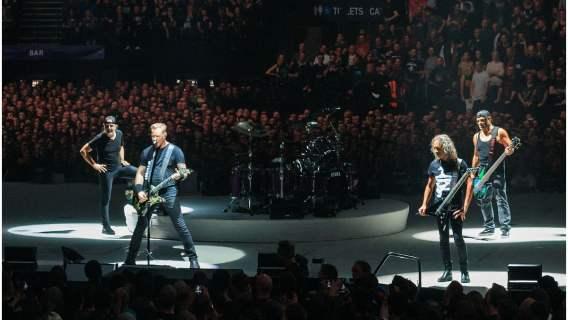 Metallica funduje stypendia dla młodzieży
