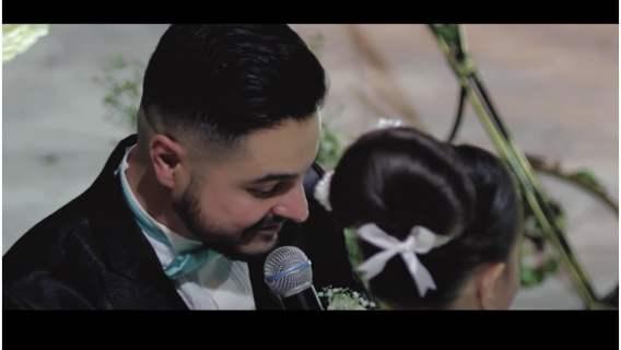 Niesamowite wyznanie mężczyzny na własnym ślubie