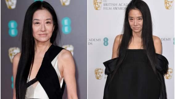 Vera Wang wygląda jak nastolatka