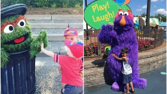 Park rozrywki dla dzieci z autyzmem