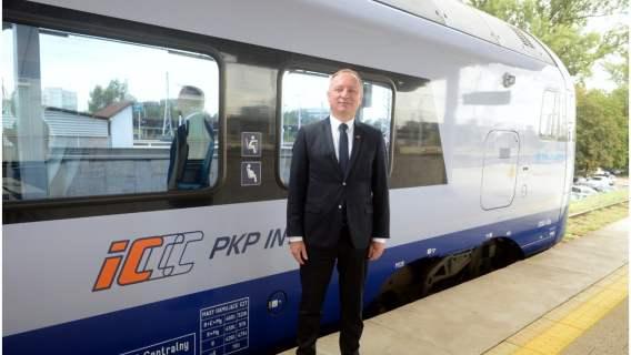 Prezes PKP Intercity Marek Chraniuk ogłosił przetarg na dostawę pociągów