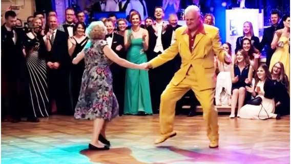 Tańczą ze sobą od 40 lat. Nawet najlepszym szczęka opada z wrażenia
