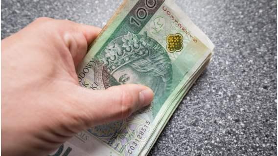 Wzrost średniego wynagrodzenia w Polsce