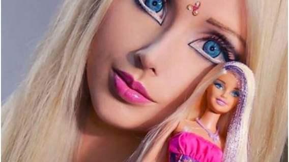 """""""Żywa Barbie"""" przeszła metamorfozę"""