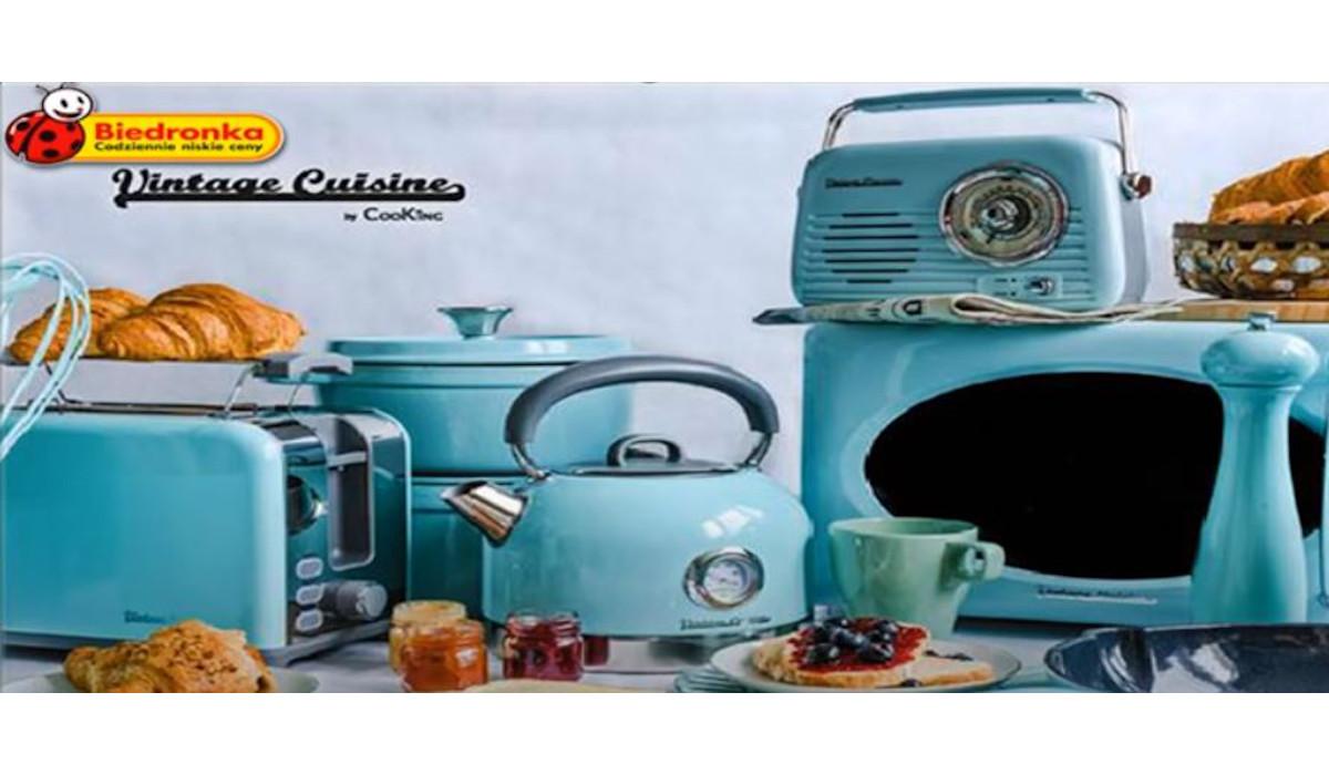 Biedronka oferuje nowe sprzęty kuchenne