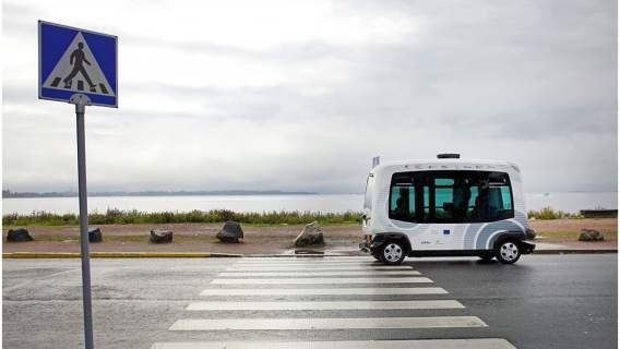Samojezdny autobus niedługo pojawi się na polskich drogach