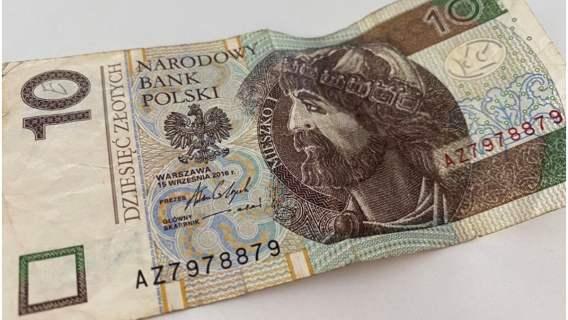 Normalny banknot 10 zł może kosztować fortunę. Wystarczy, że posiada jedną cechę
