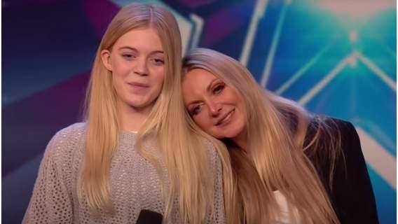 """Rodzina zaśpiewała przepiękny utwór w Brytyjskim """"Mam Talent"""""""
