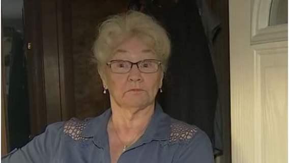 Kobieta zagroziła bronią wławymaczowi