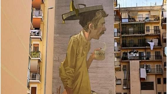Polacy są autorami największego muralu w Rzymie