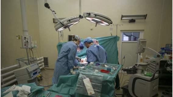 Pierwszy przeszczep płuc po koronawirusie