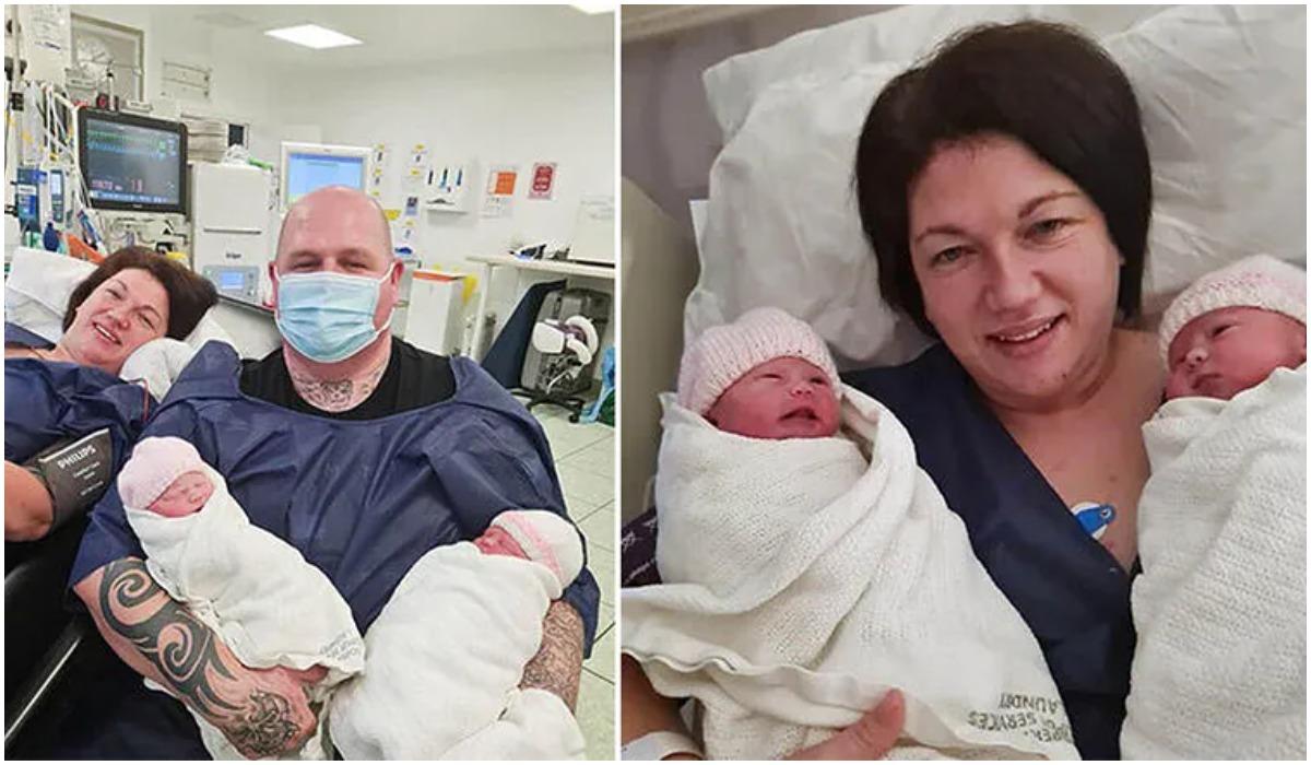 Kobieta urodziła dzieci mimo śpiączki