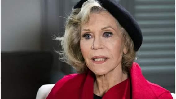 Jane Fonda wypowiedziała się na temat Strajku Kobiet w Polsce