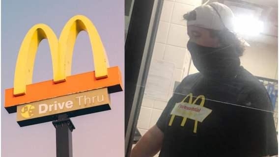 McDonald's zatrudnia ludzi o wielkim sercu