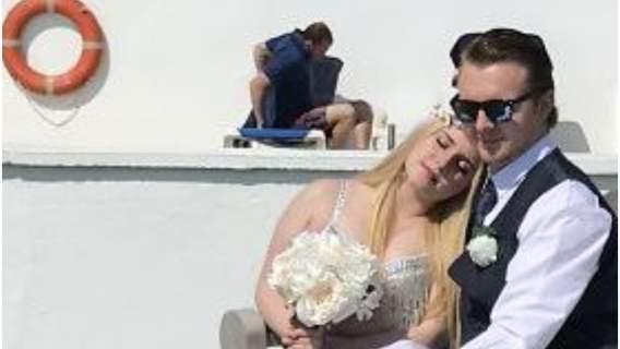 Ślub miał być spełnieniem jej marzeń. Panna młoda zrealizowała szalony pomysł, goście nie mogli wyjść z podziwu