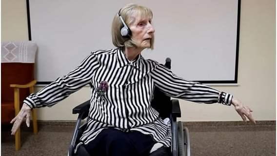 """Chora na Alzheimera primabalerina przypomina sobie kroki """"Jeziora łabędziego"""". Najbardziej wzruszające wideo ostatnich tygodni"""
