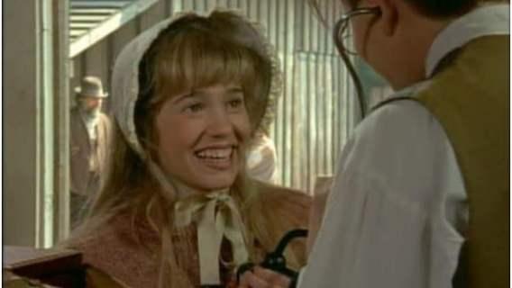 "kadr z serialu ""Doktor Quinn"""