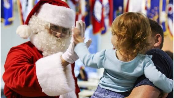 Lockdown przeszkodą dla Świętego Mikołaja?
