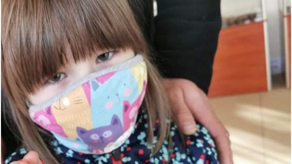 5-letnia Łucja została bohaterką. Szła polną drogą, gdy nagle jej uwagę przykuło coś zupełnie niespotykanego