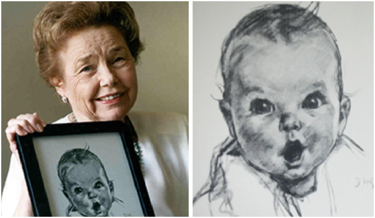 Ann Turner Cook - dziecko Gerbera